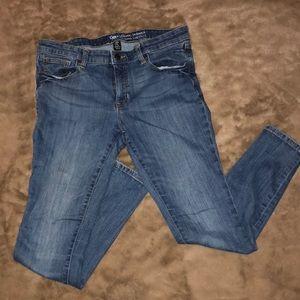 GAP Jean leggings.